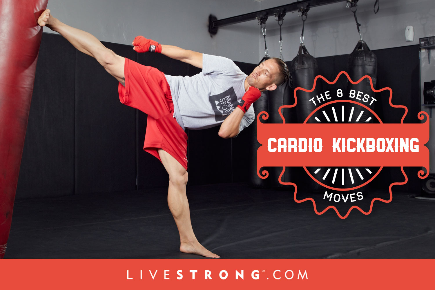 The 8 Best Cardio Kickboxing Moves | LIVESTRONG.COM