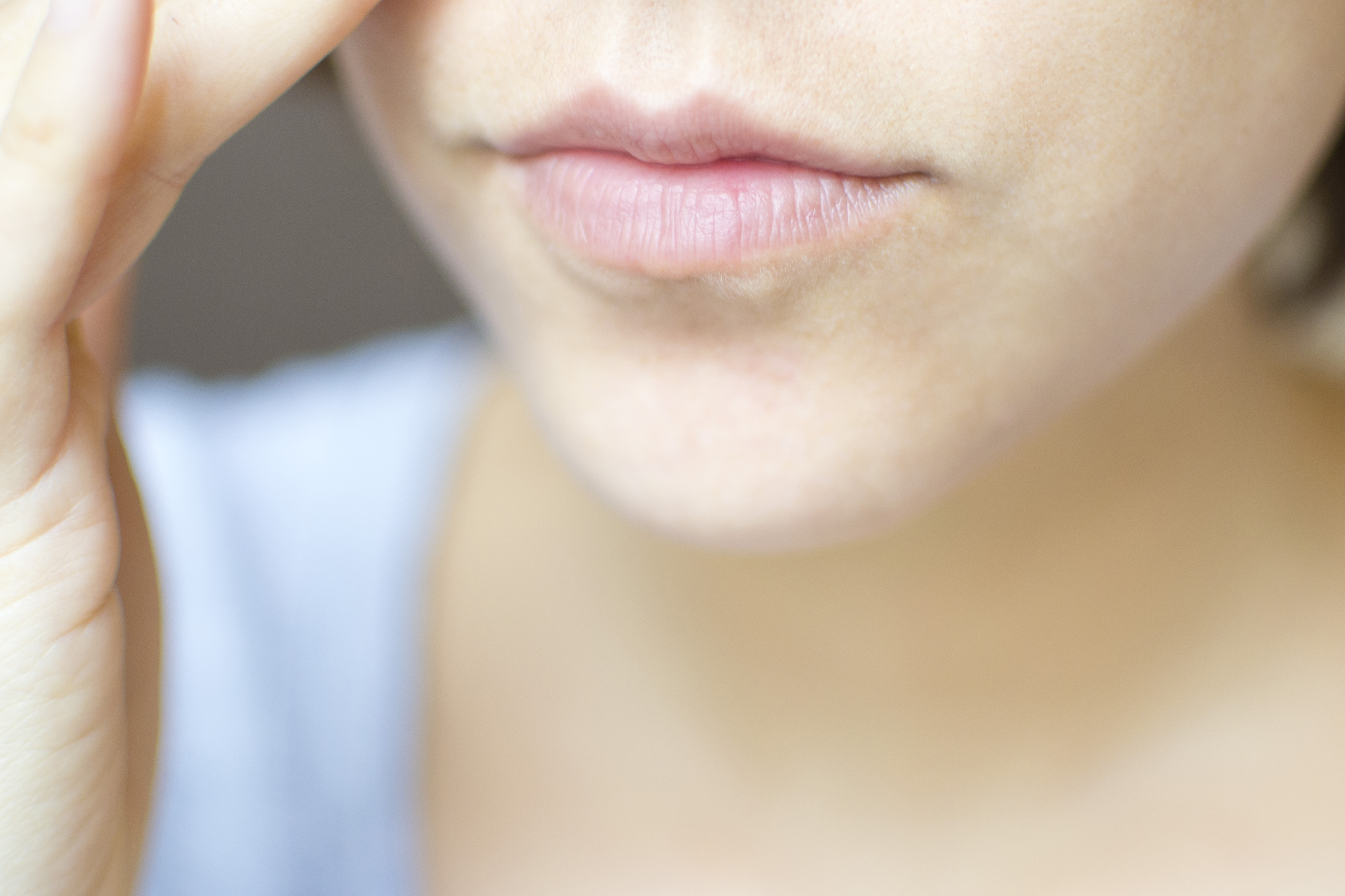 how to get rid of chapped lips in 40 minutes | livestrong, Skeleton
