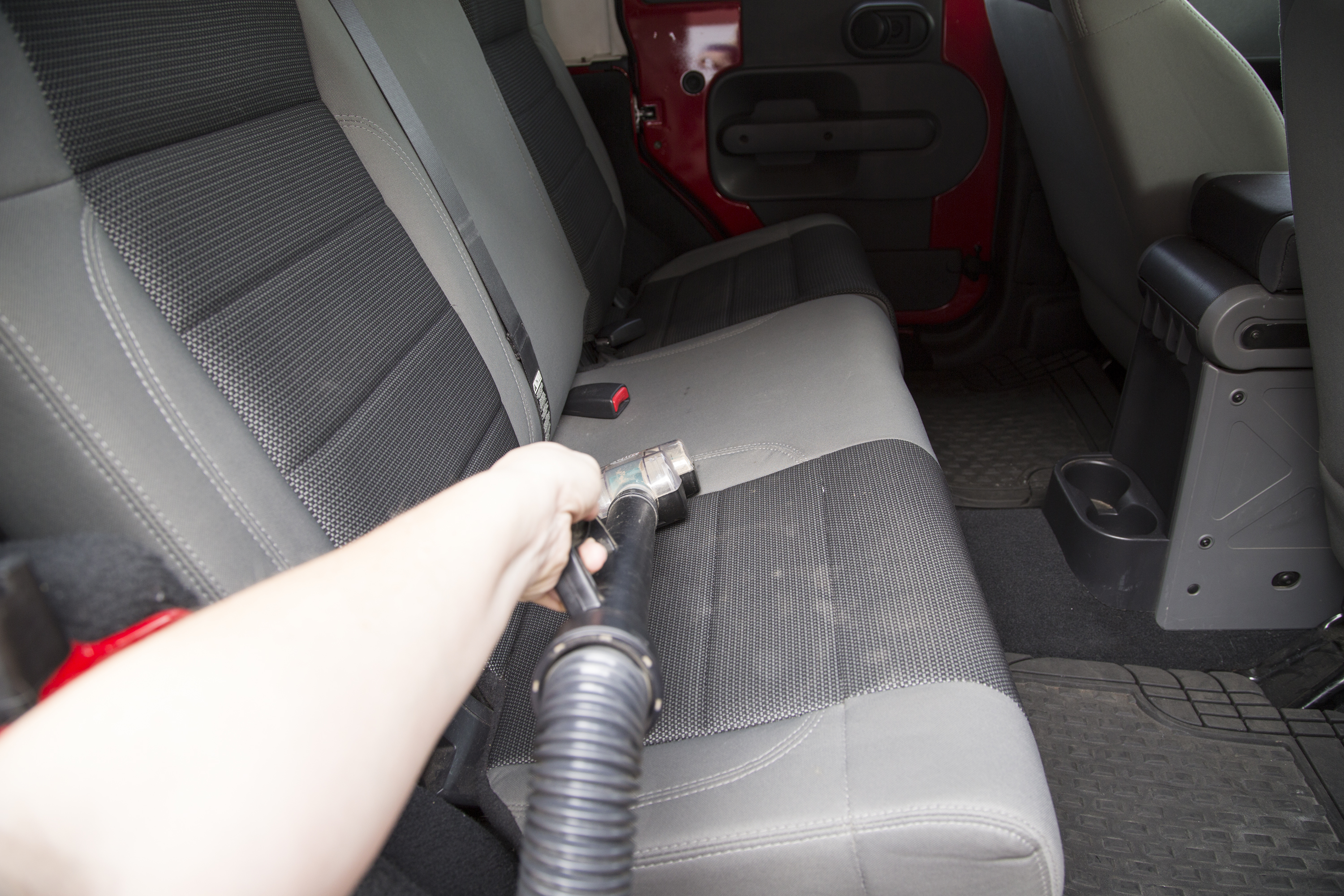 Disinfect Car Seats Leather