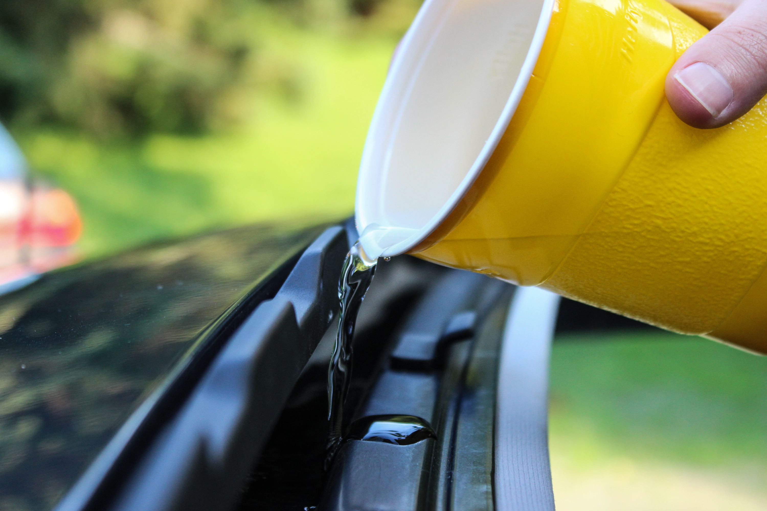 Clean Out Sunroof Drain Holes 5949244