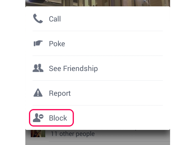 Tap Block.