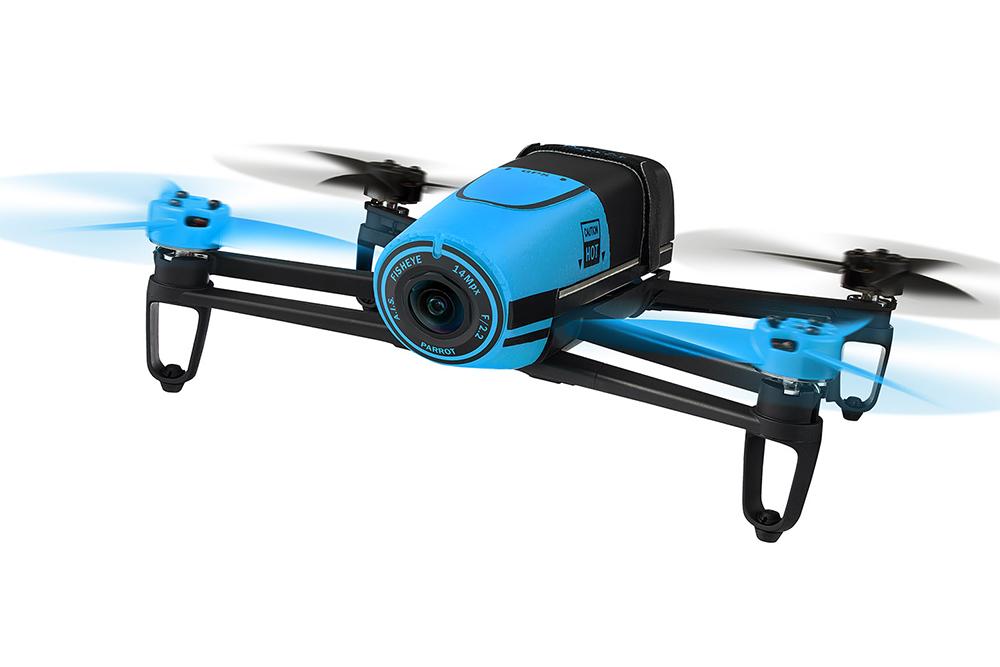 The Parrot Bebop drone