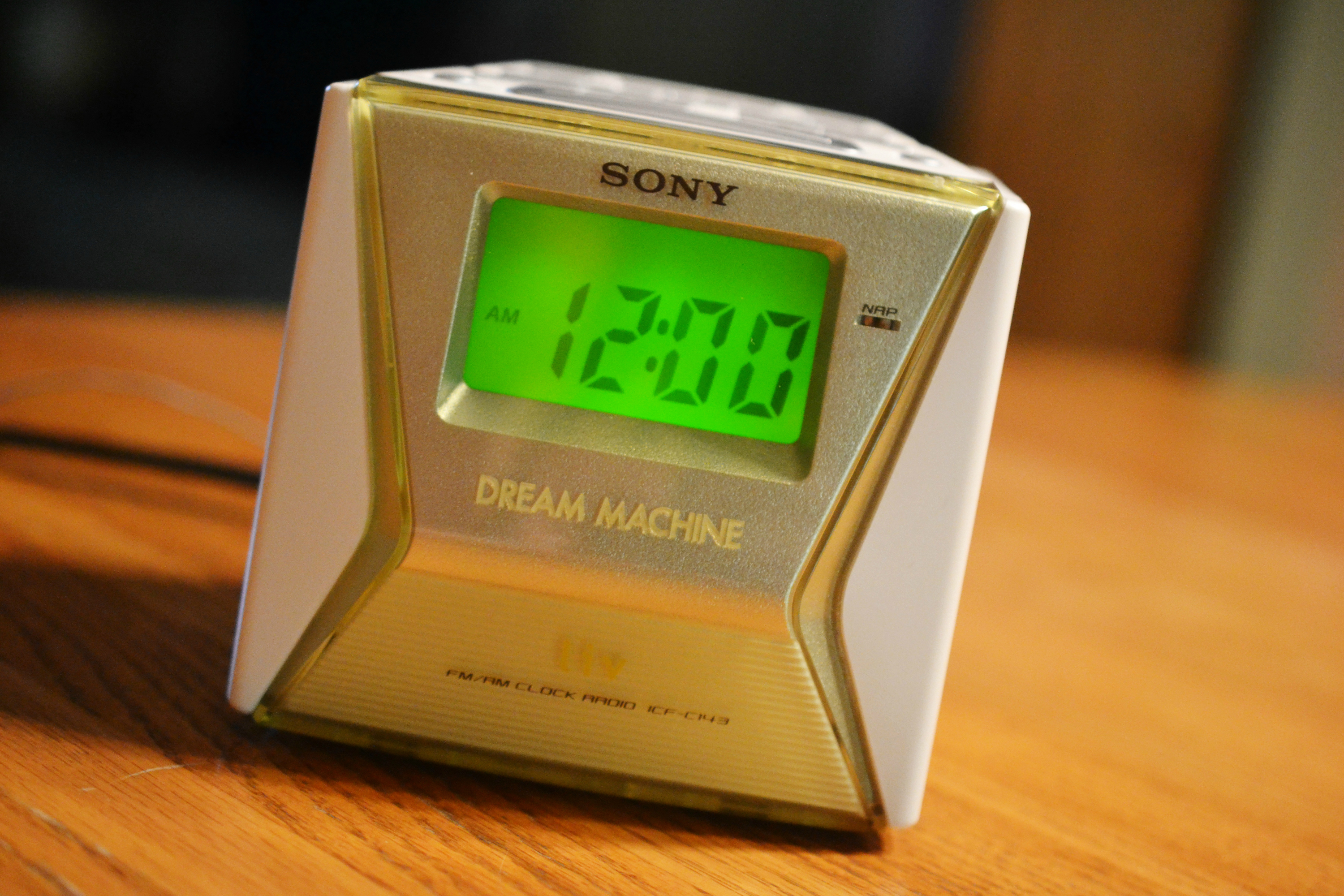 setting sony machine clock