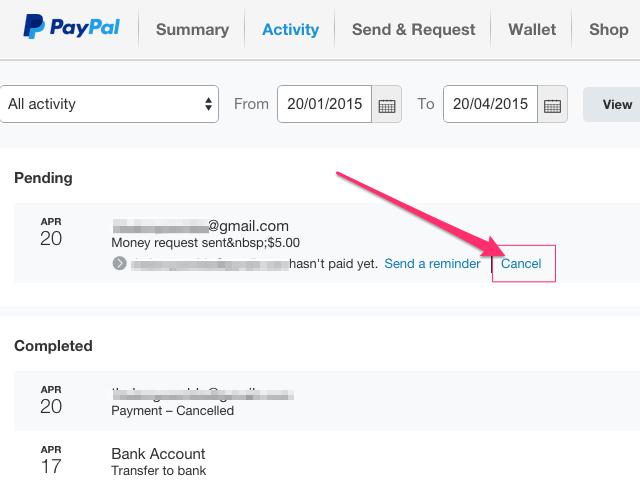 PayPal (Chrome)