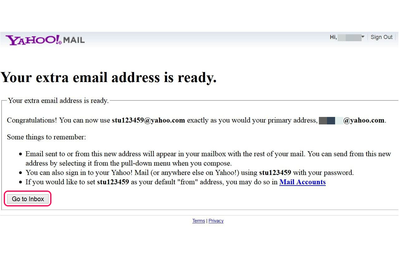 How to Add a New Email Address to Yahoo Mail | Techwalla.com
