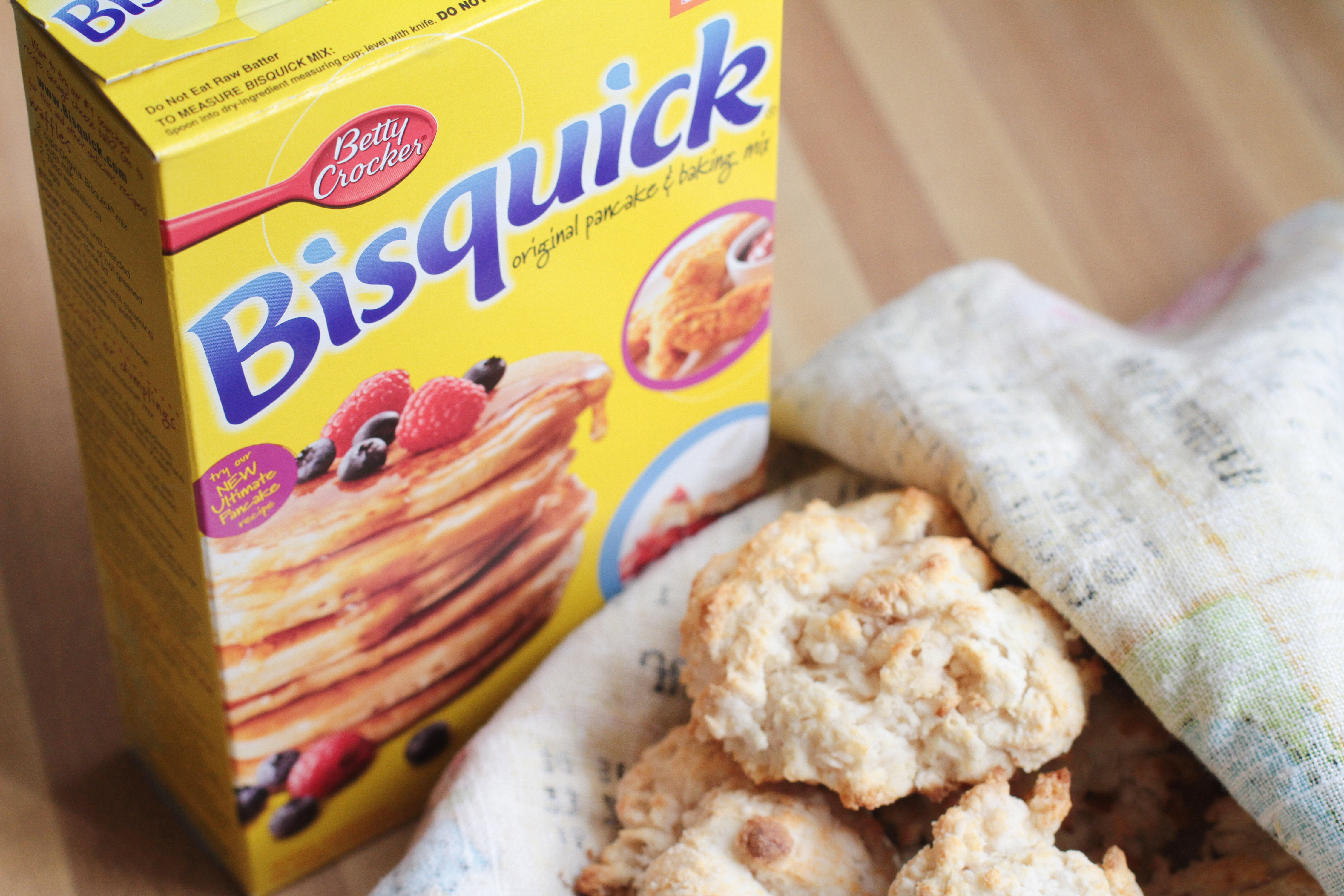 How To Replace Milk With Water In Bisquick Livestrong