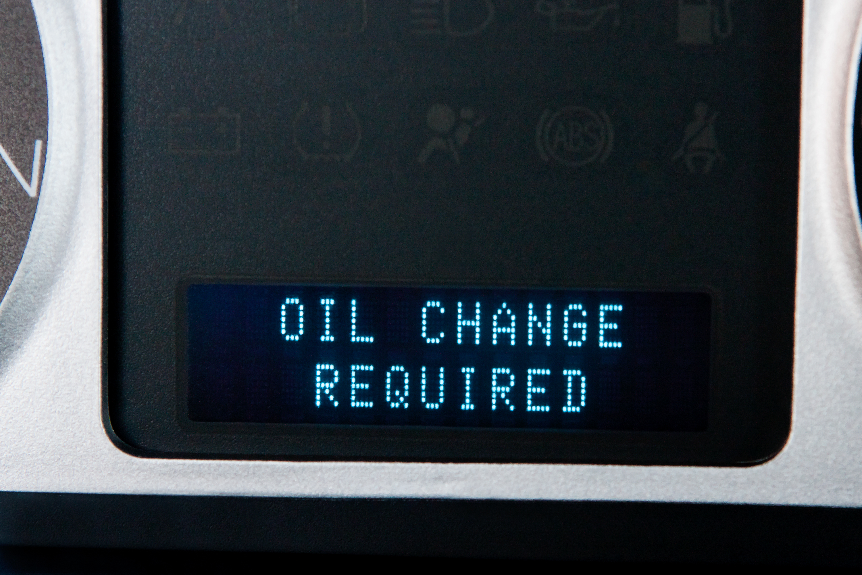 How to reset the oil change required on a ford vehicle it still runs your ultimate older auto resource