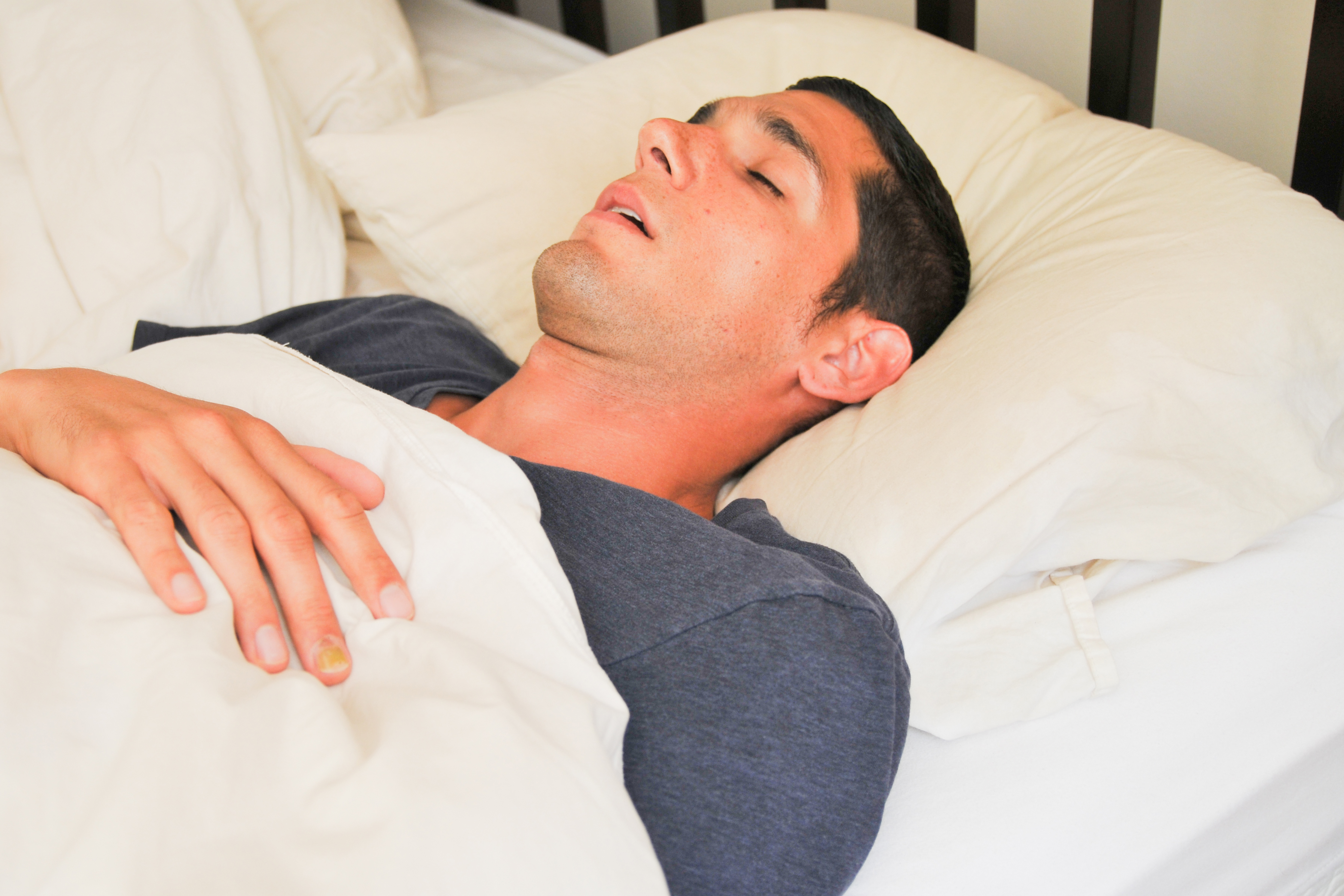 How to Stop Sleeping With Your Mouth Open | Healthfully | 7200 x 4800 jpeg 5900kB