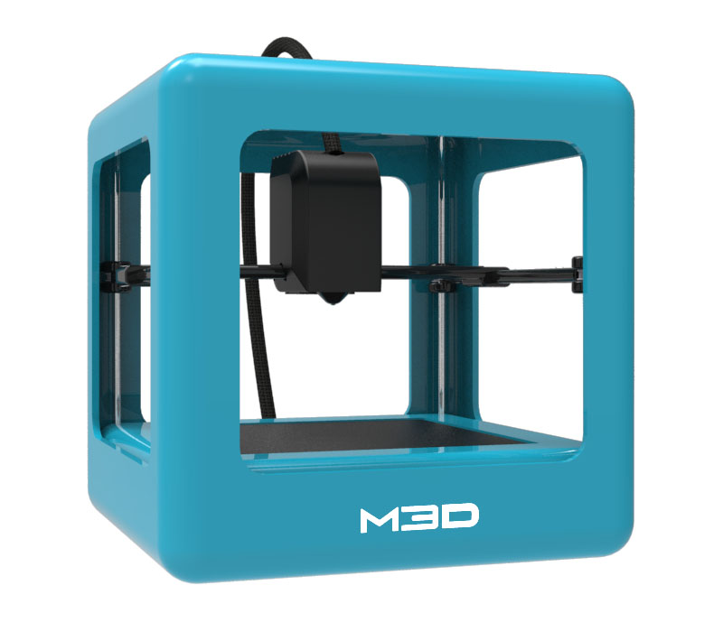 The M3D Micro 3D Printer