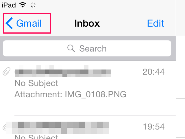 how to delete all sent emails on ipad