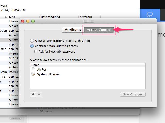 Keychain Access (Apple)