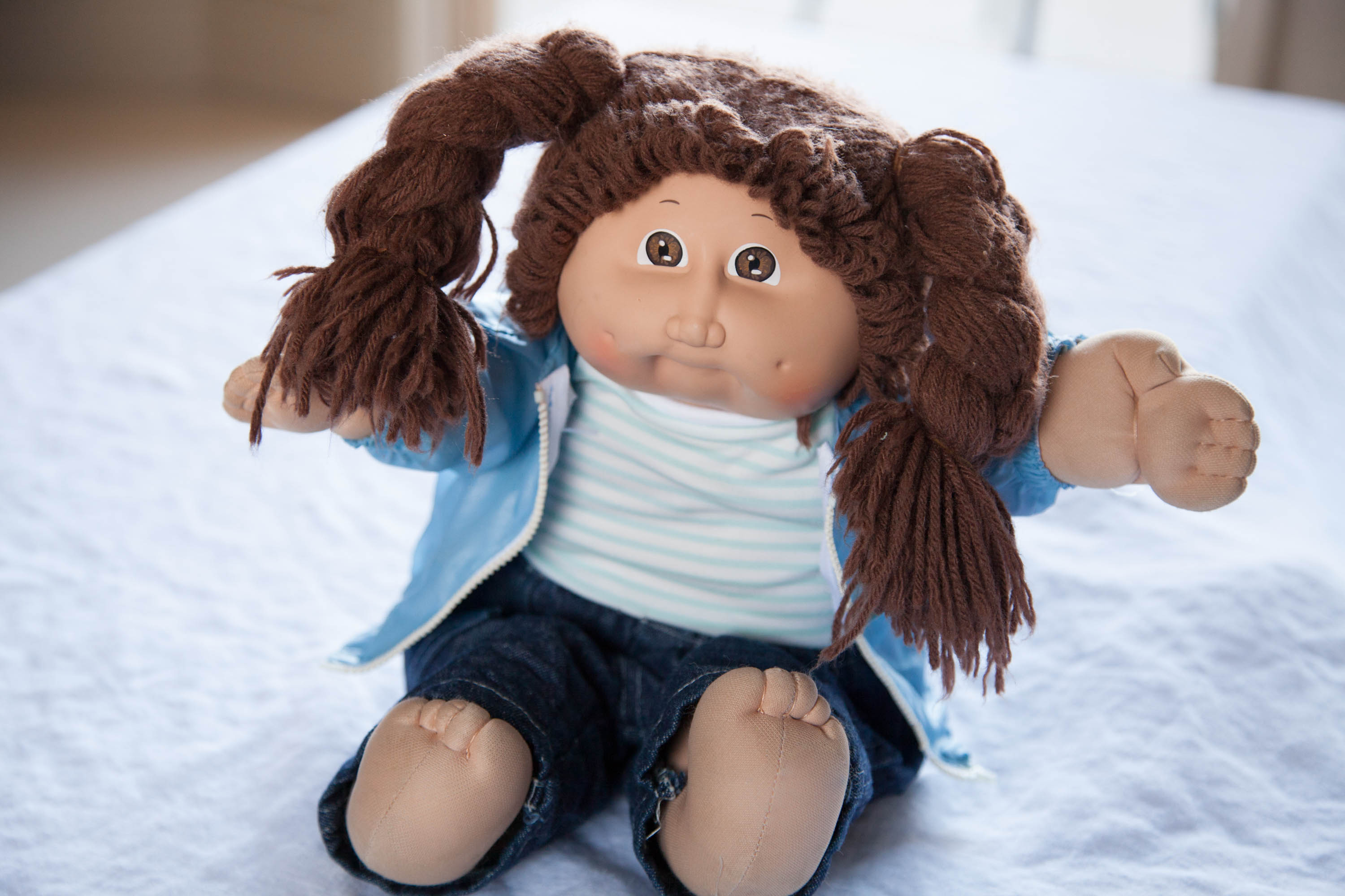 How to Clean an American Girl Doll
