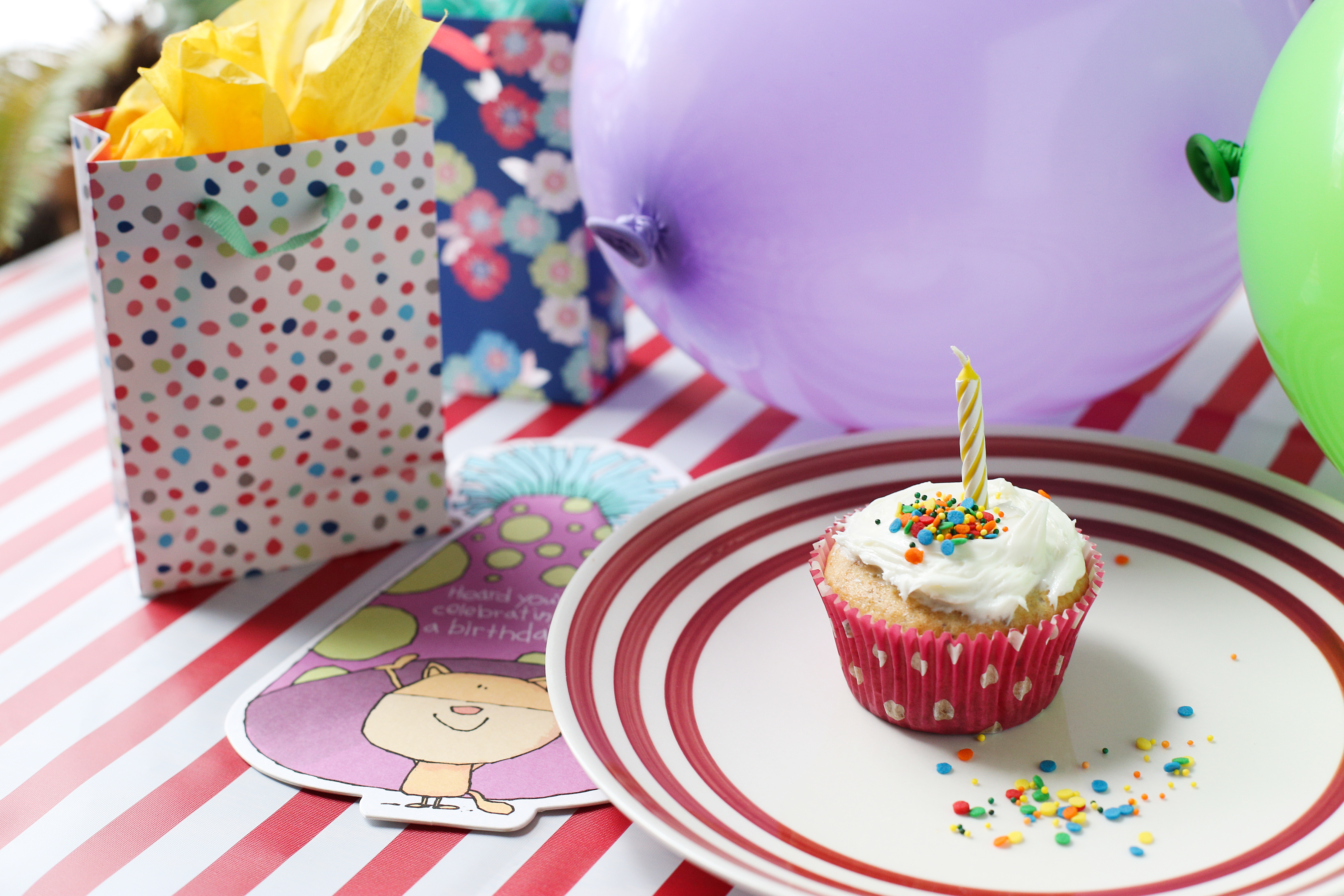 How to decorate a house for a birthday party synonym for Decor synonym