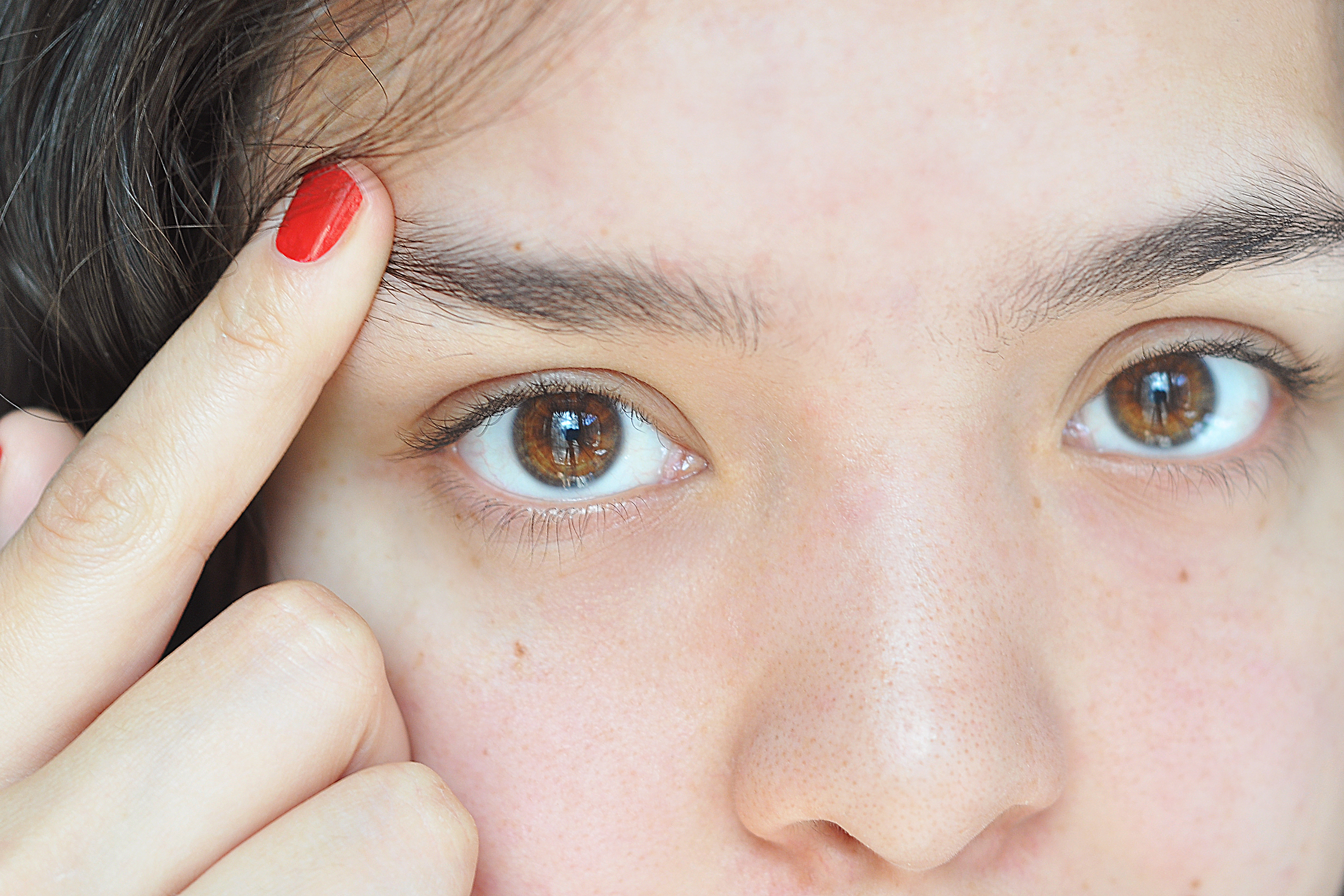 How To Prevent Eyebrow Hair From Pointing Up Livestrong