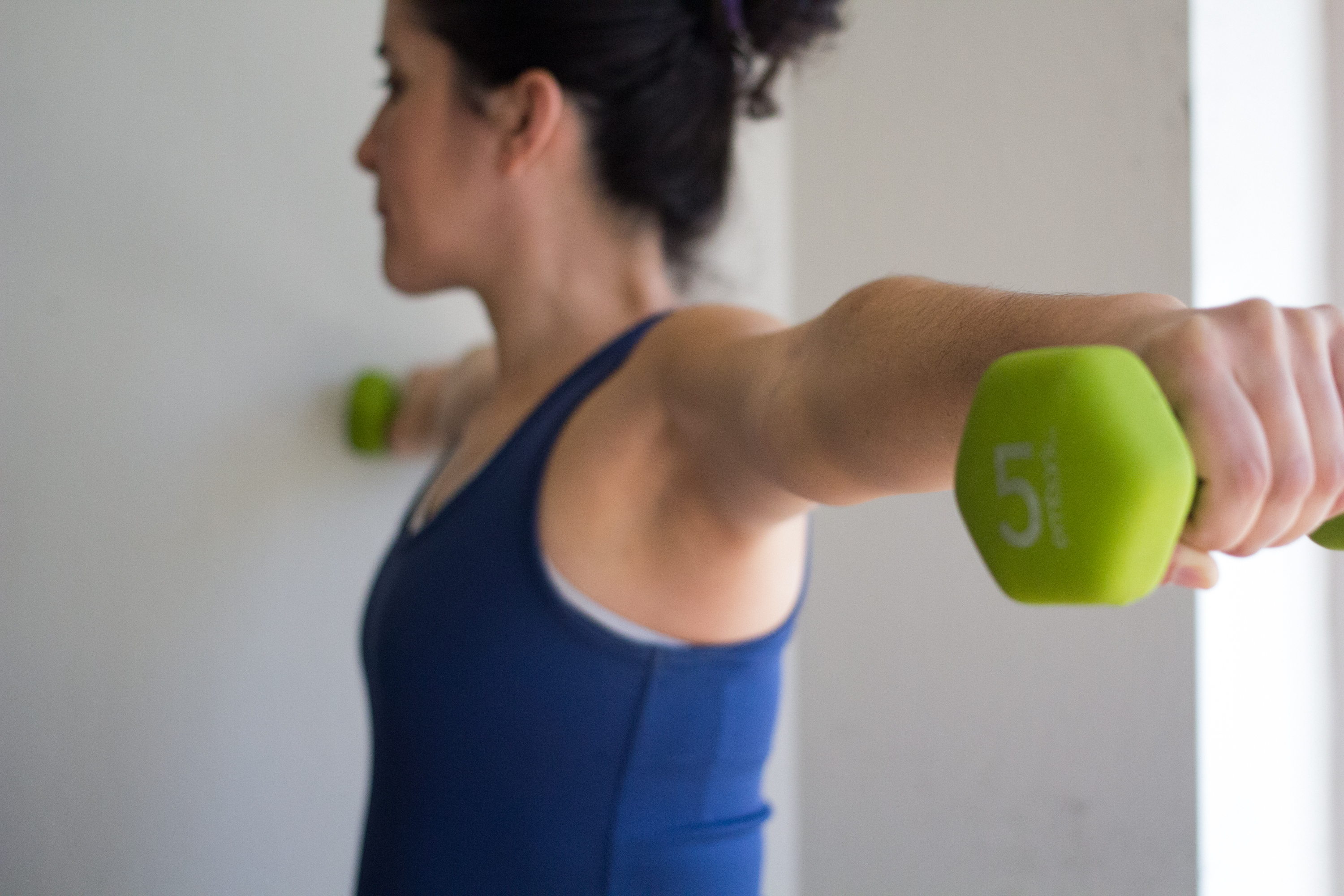Slimming Arm Exercises for Pregnancy   LIVESTRONG.COM