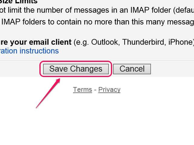 Gmail Account.