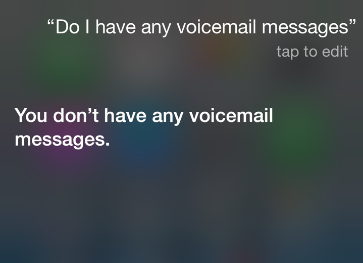 how to set your voicemail on iphone 4