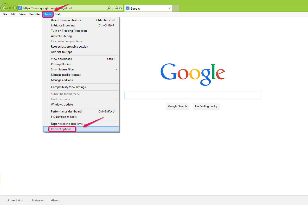How To Change Color Scheme In Internet Explorer 11