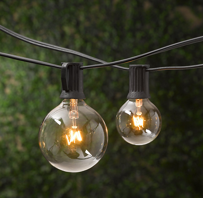 12 Outdoor String Lights for Your Yard