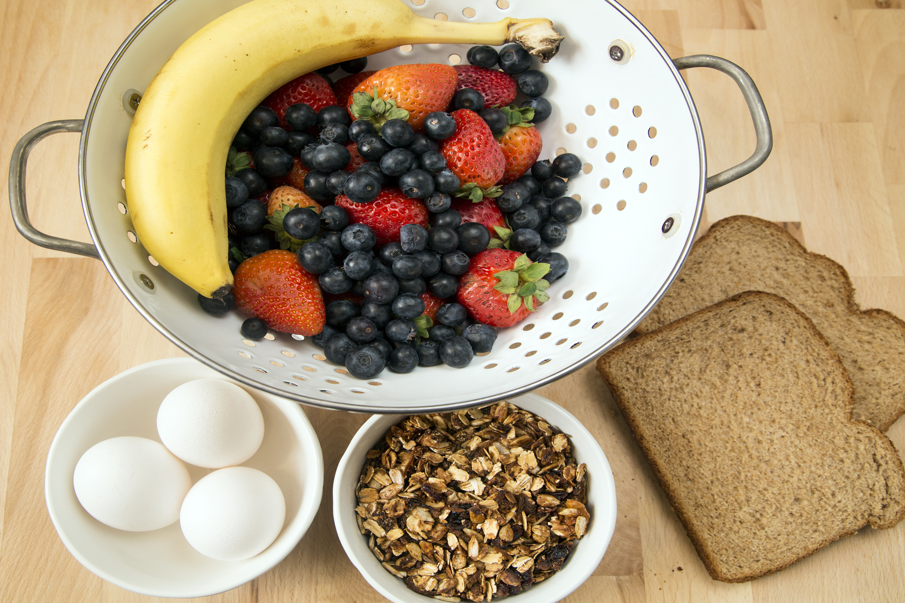 Diabetic Breakfast Menu | LIVESTRONG.COM
