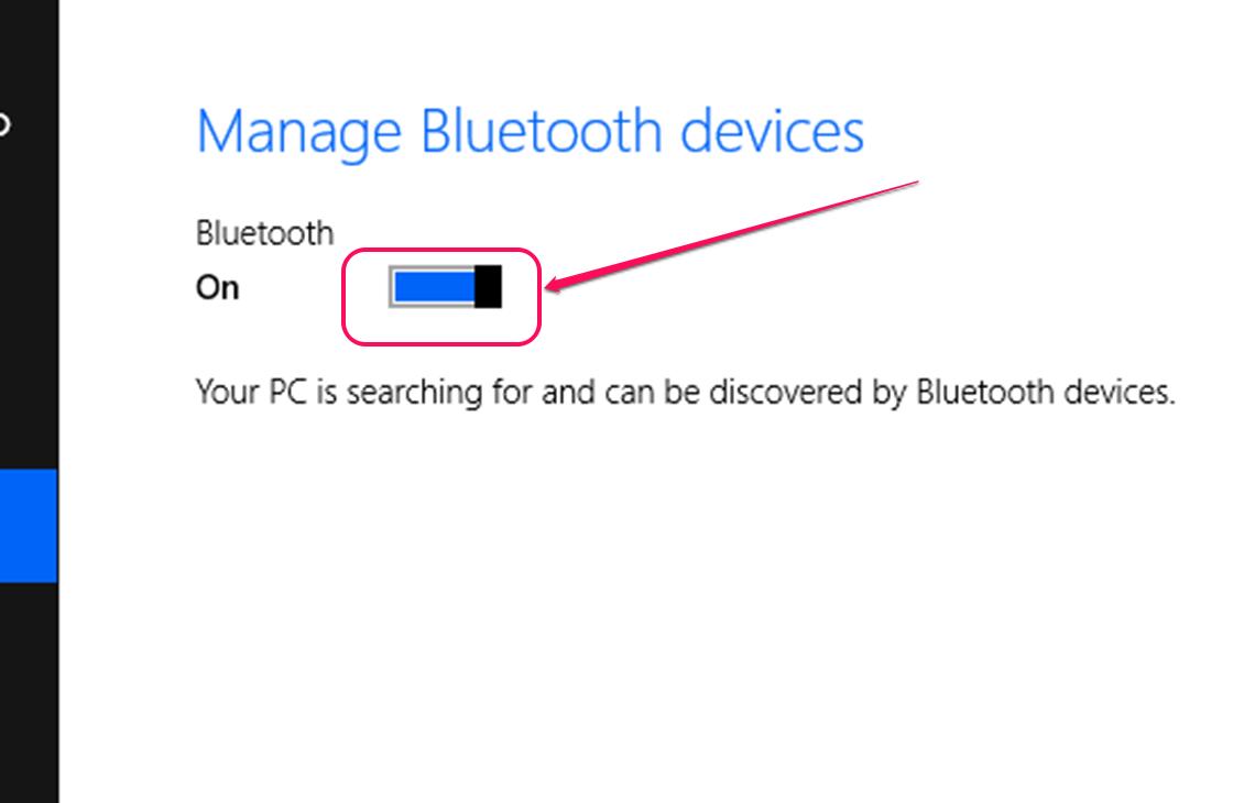Bluetooth asus