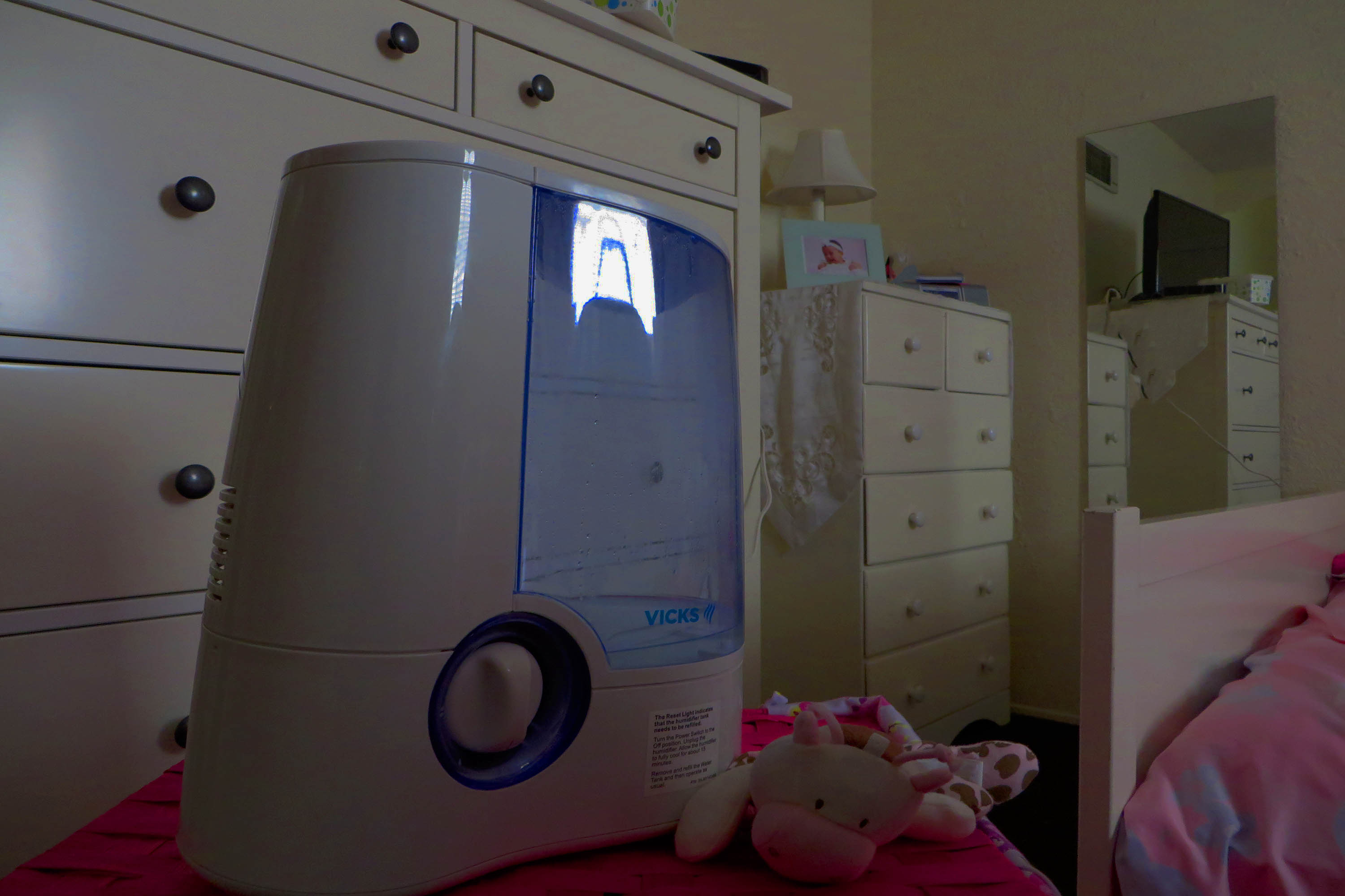 Where Should You Place A Humidifier In A Baby S Room