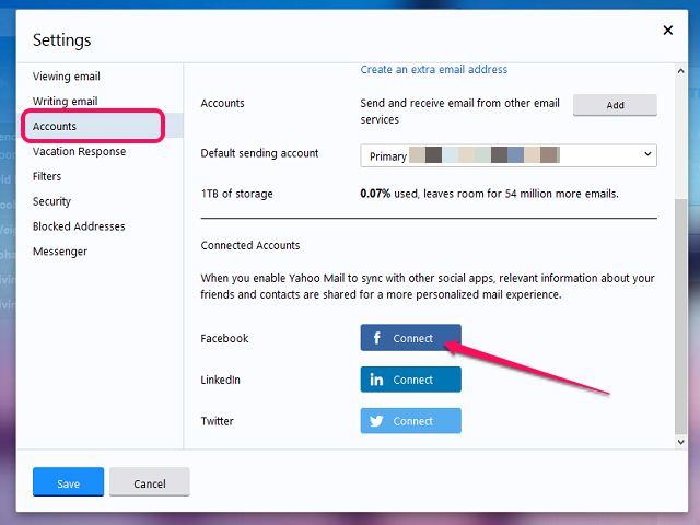 how to connect playstation account to facebook