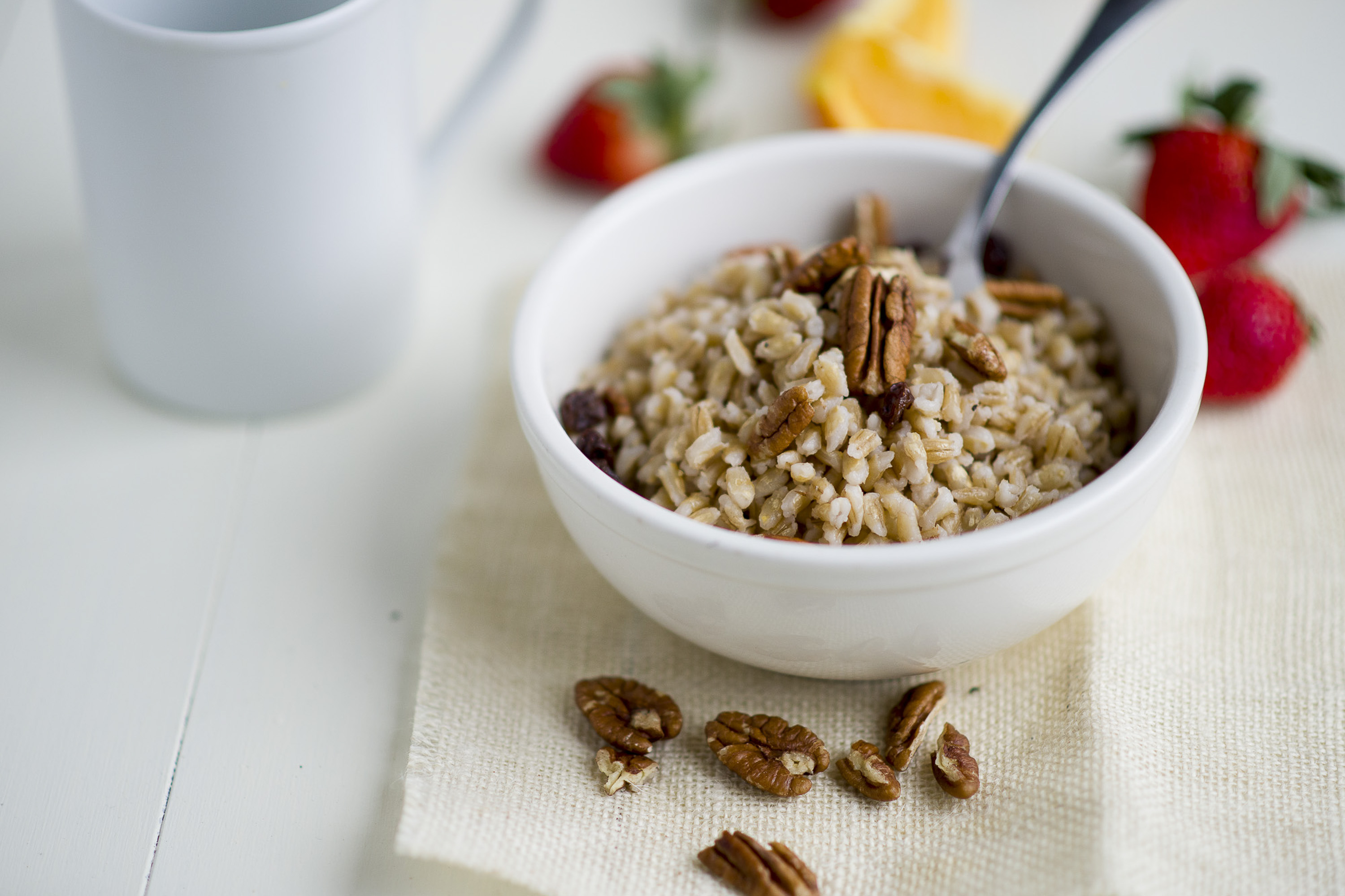 Barley porridge with meat: calorie. Barley porridge with meat: a recipe 20
