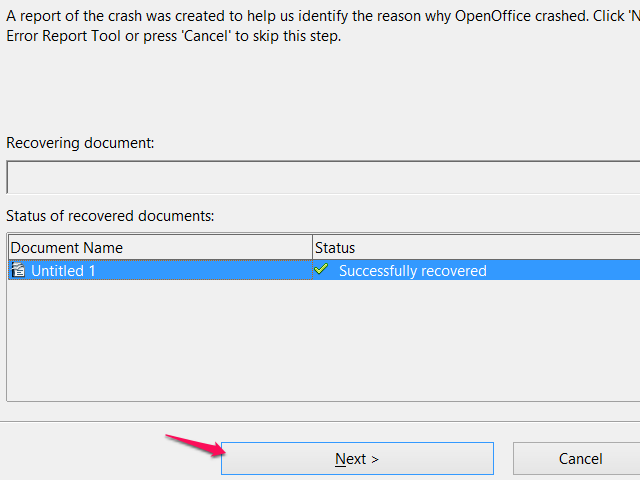Open the document.