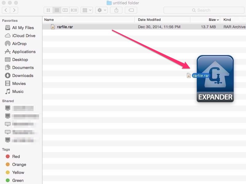 bHow to Open .Rar Files on a Mac