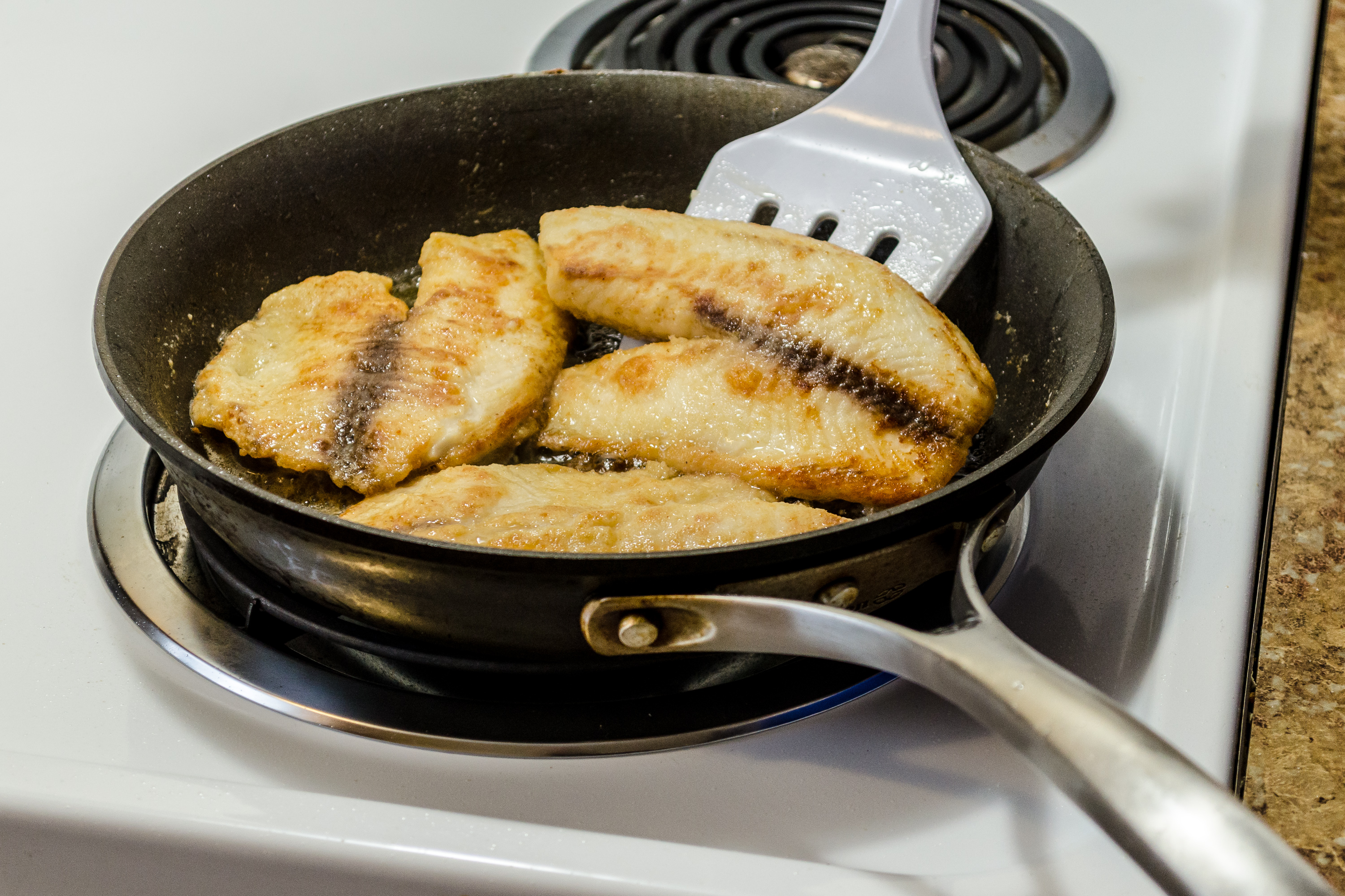 how to fry fish without oil livestrong com
