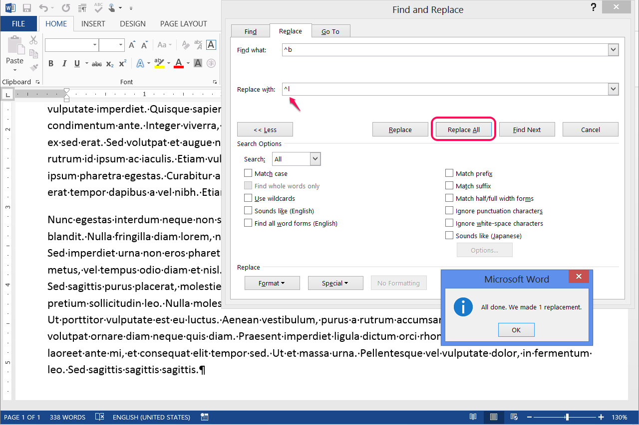 How to Remove Section Breaks in a Word Document ...