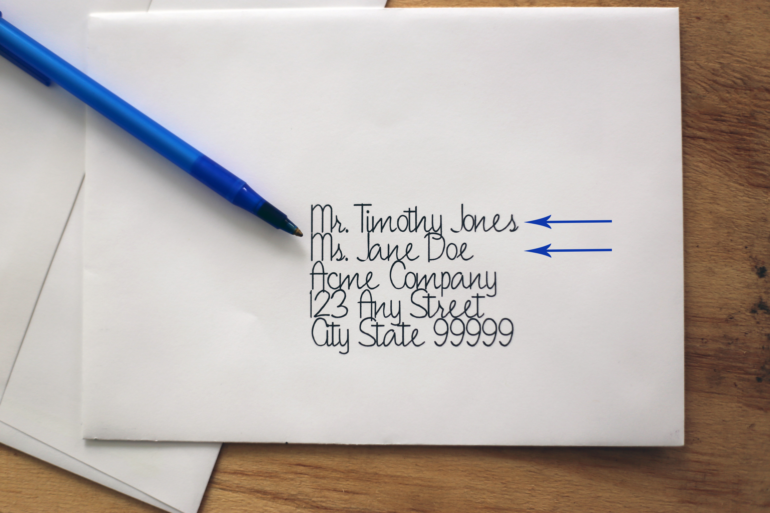 Proper Mailing Address Etiquette | Our Everyday Life