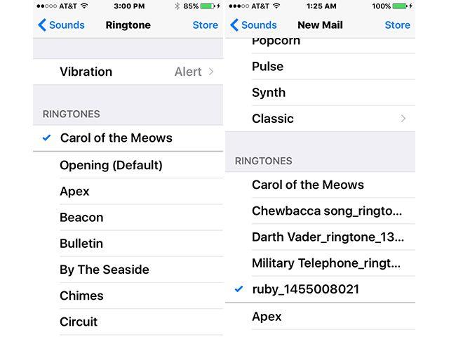 Create free ringtones for your iPhone using iTunes