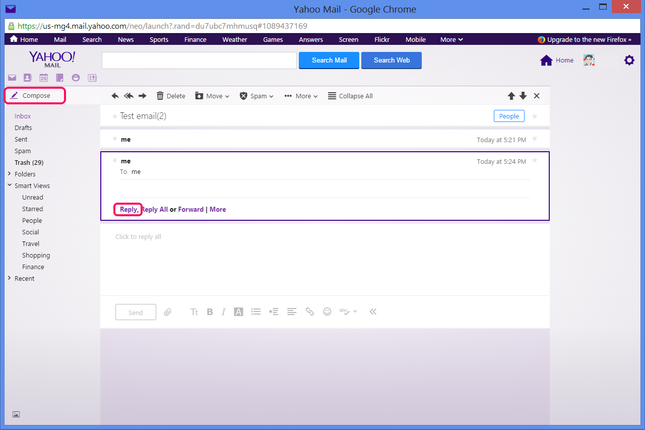 How to Send Attachments on Yahoo | It Still Works
