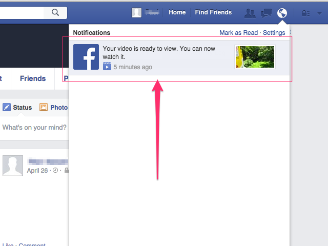 Facebook (Chrome)
