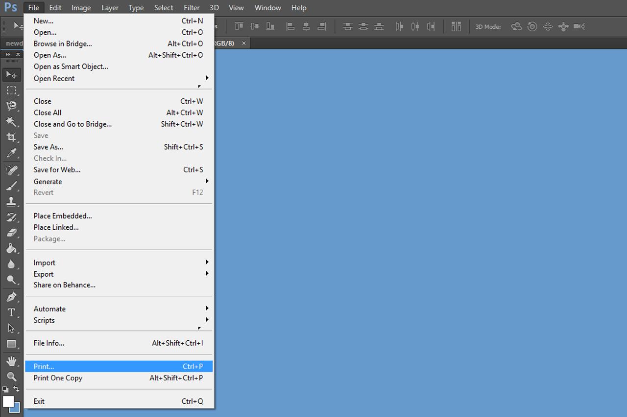 Photoshop print basics - Adobe Inc.