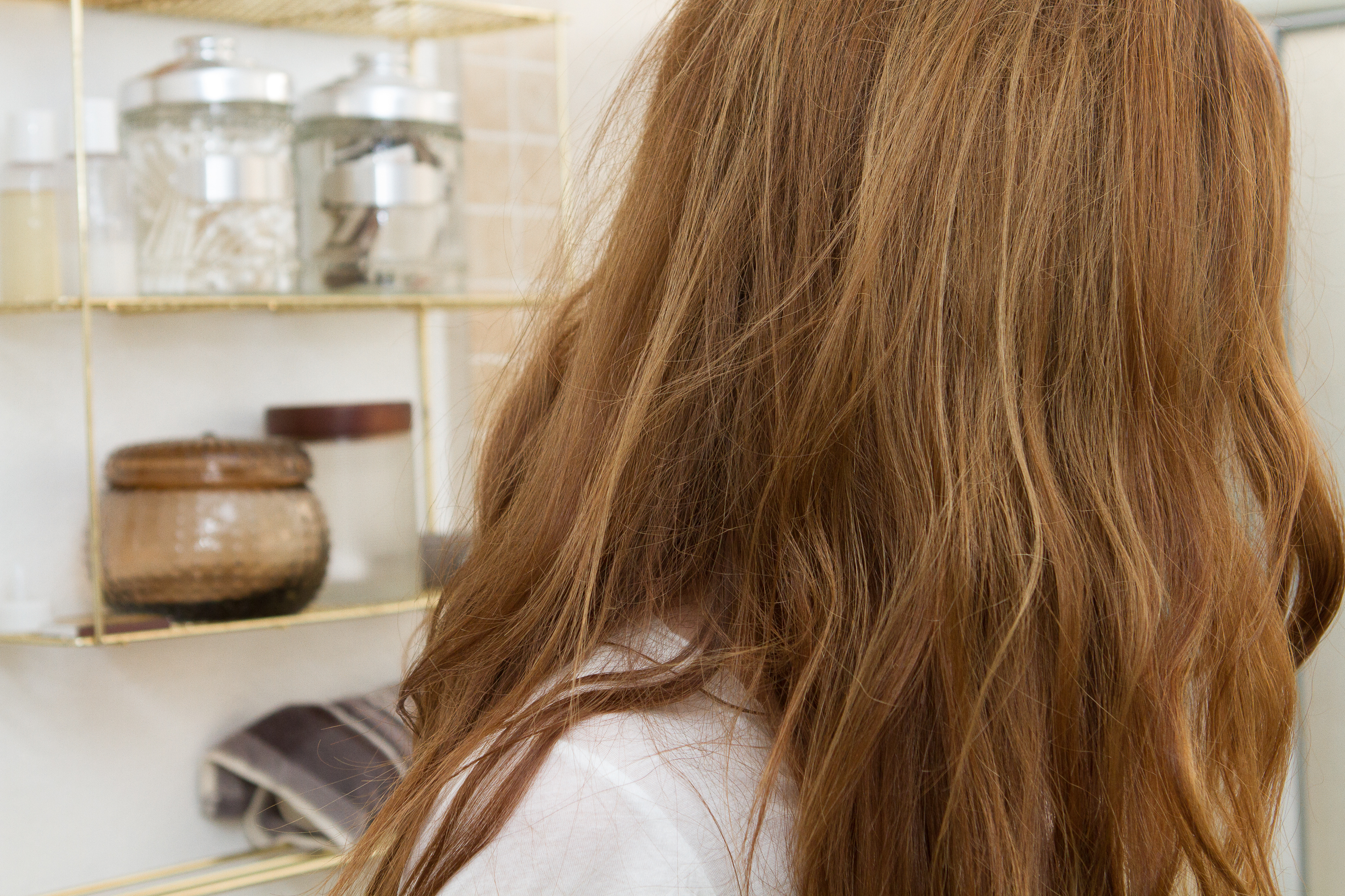 How To Get Iron Buildup Out Of Hair Livestrong