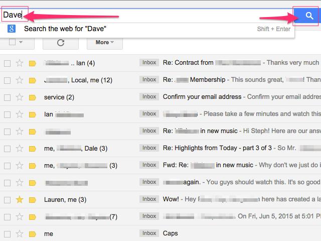 Gmail (Chrome)