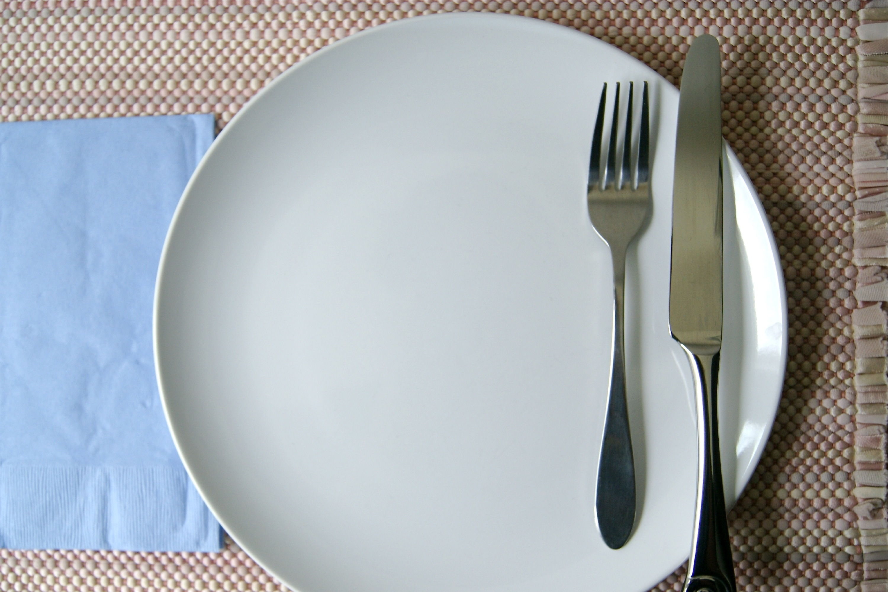 How to place utensils when finished eating our everyday life for Table utensils