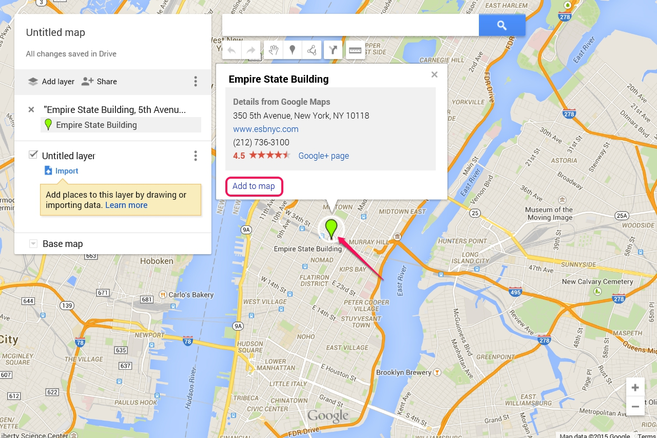 How To Mark Multiple Locations On Google Maps Techwalla Com