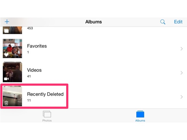 bHow to Retrieve Deleted Images From an iPhone