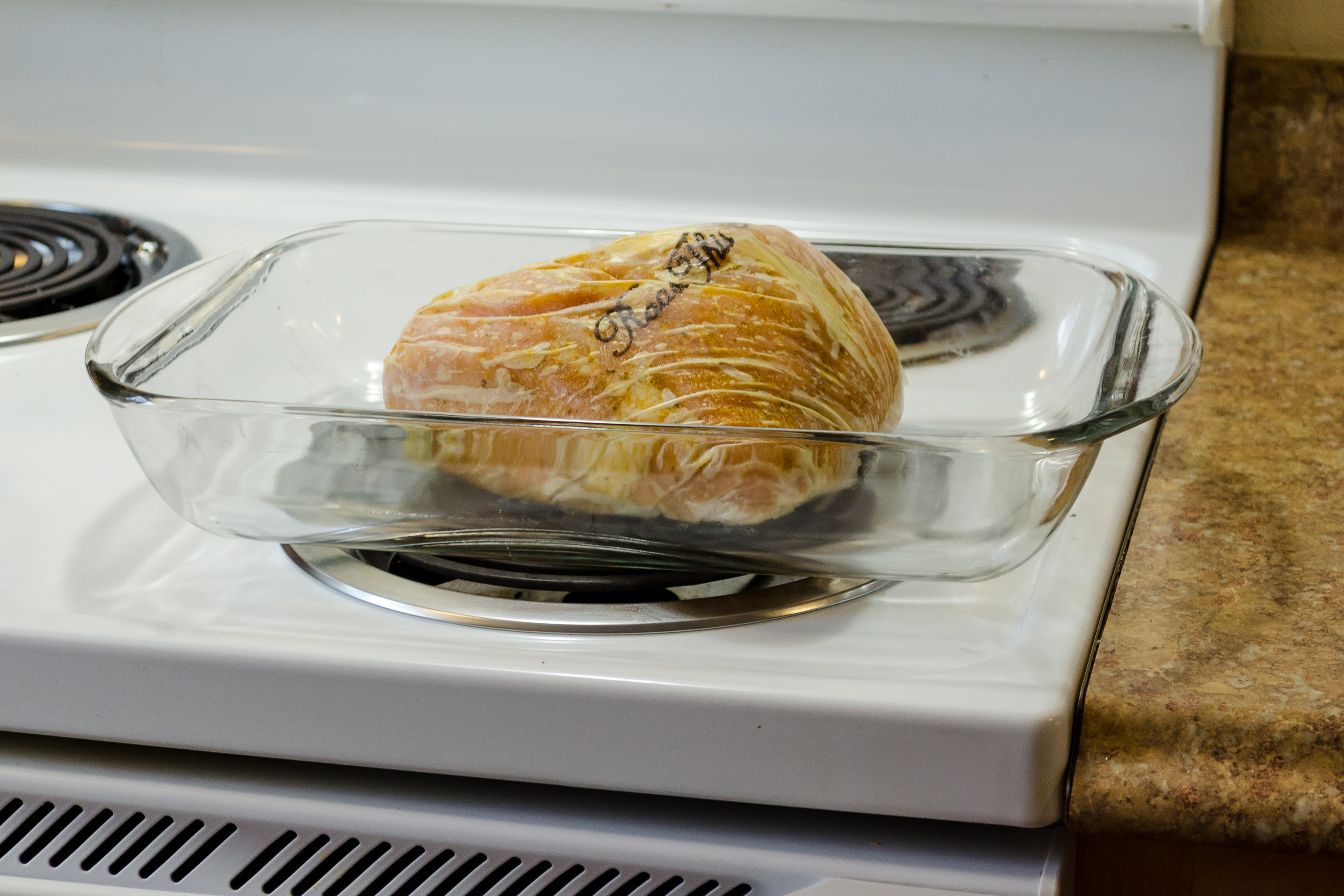 How to cook a pre cooked oven roasted turkey breast for How long does it take to cook a 8lb turkey