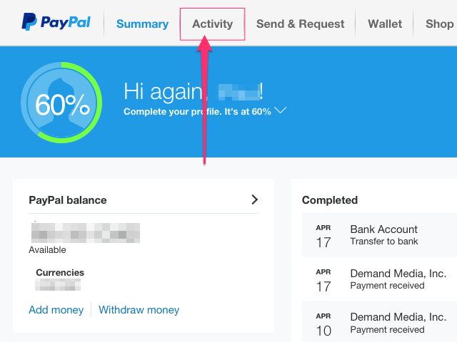 bHow to Cancel a PayPal Payment