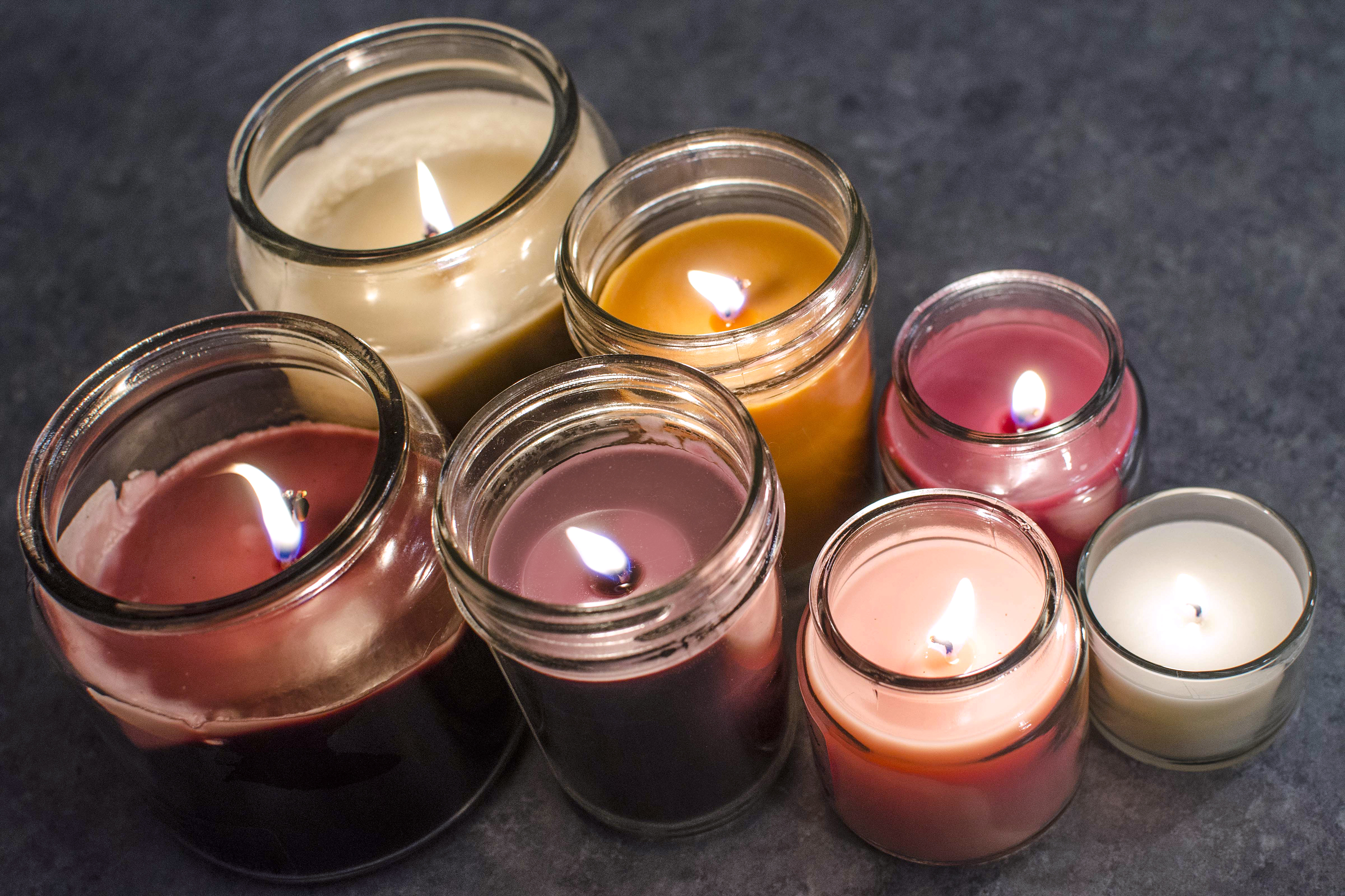 Science Fair Projects on Which Candle Will Burn Faster | Sciencing