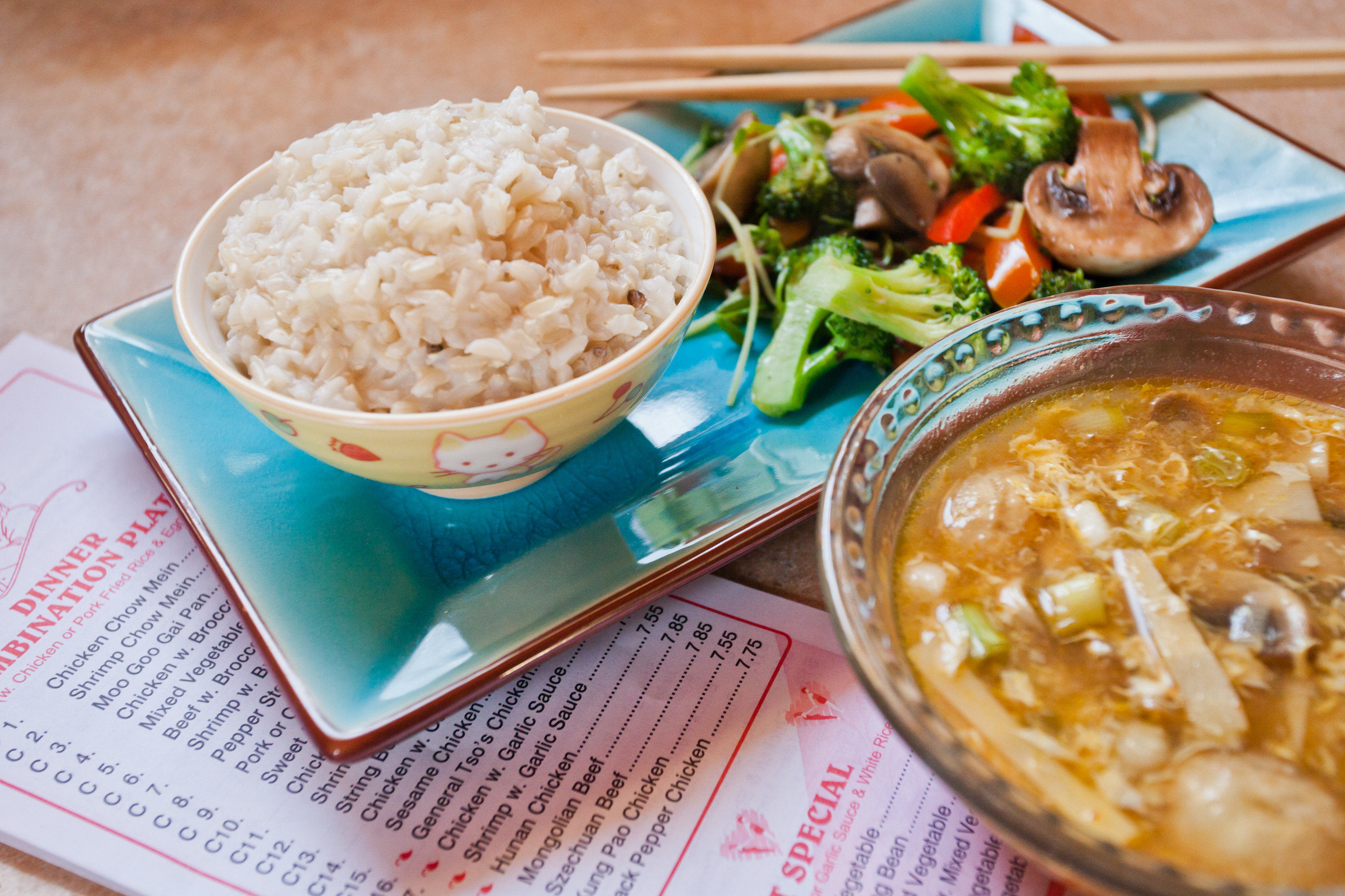 Healthy chinese food menu livestrong forumfinder Choice Image