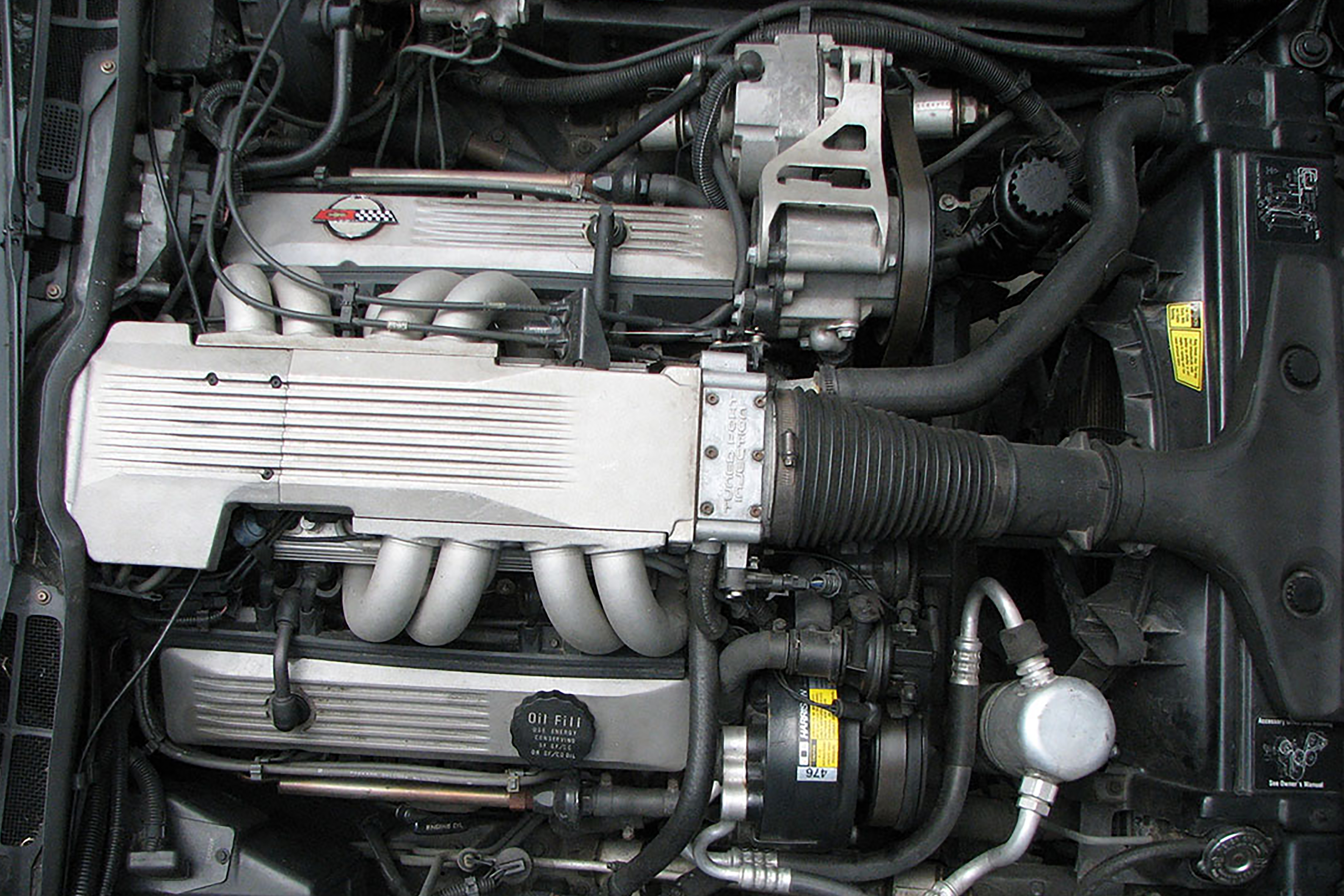 Corvette L98 Engine Specs It Still Runs