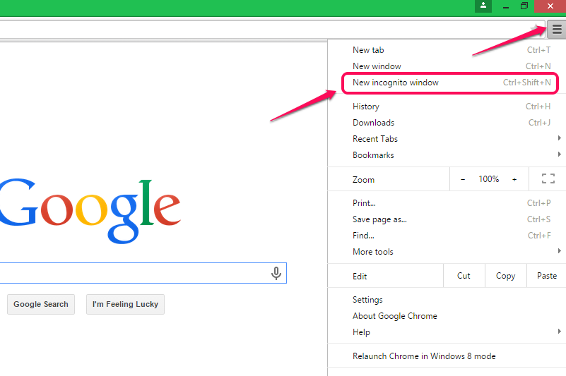 bHow to Turn on Private Browsing