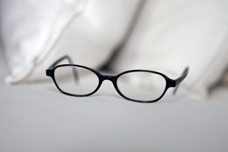 how to adjust plastic eyeglass frames livestrong