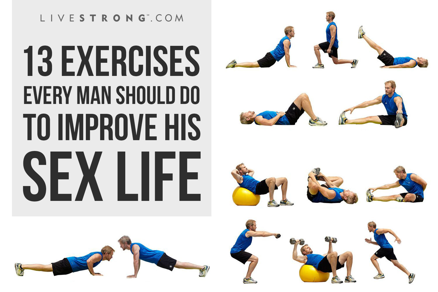 Exercise for better sex
